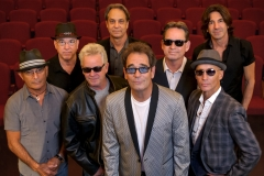 Huey Lewis and The News 8 pc color