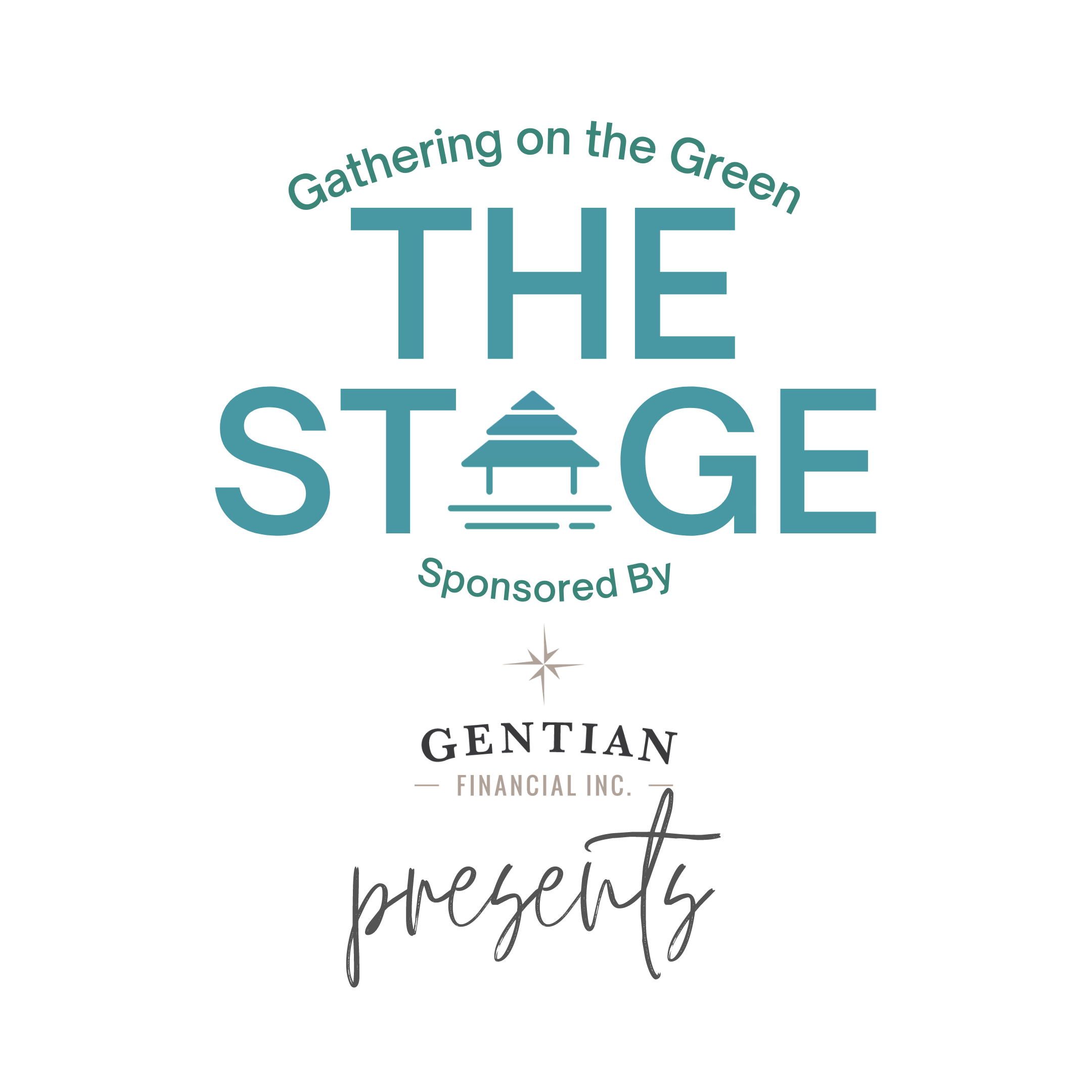 The Stage – March Sponsor_Gentian_Gathering on the Green