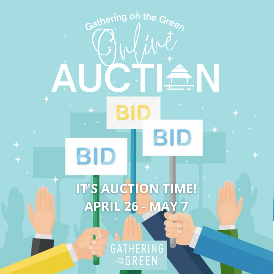 Auction – Gathering on the Green